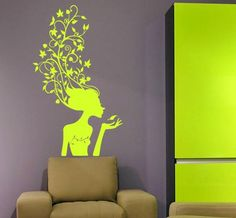 Removable Vinyl Decals and wallpaper