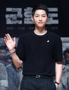 Song Joong Ki Hot Korean Guys, Korean Men, Korean Actors, Song Joong, Song Hye Kyo, Descendants, Dramas, Soon Joong Ki, Celebrities