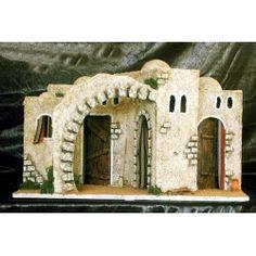 Vitrine Miniature, Putz Houses, Xmas, Christmas, Diorama, Nativity, Mount Rushmore, Diy And Crafts, Miniatures