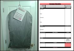 #TipTuesday - COSTUME CHECKLIST Having a checklist handy while you pack is the easiest way to keep from forgetting a crucial piece of your c...