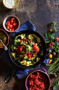 This Huevos Rancheros Bake is just simply gorgeous