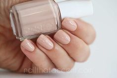"""The perfect nude - essie's """"spin the bottle"""""""