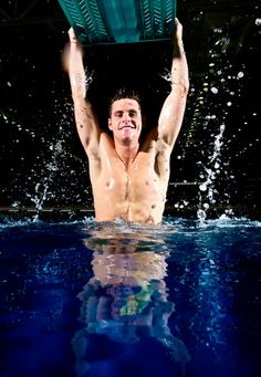 Purdue diver David Boudia, who will be competing at the U.S. Olympic Team Trials starting June 17.