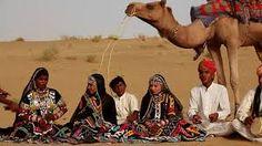Dancers from Snake charmer community, Sam Desert, Jaisalmer