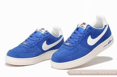 nike air force 1 unisex blue white shoes p 3783