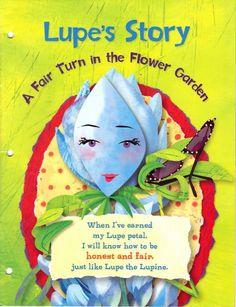 """3 Wittle Birds: Girl Scouts meeting: Lupe Petal """"Honest and Fair"""""""