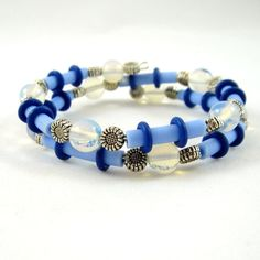 Memory Wire Bracelet for Teens and Children