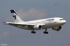 EP-IBL,   Bild vom 02.09.2016 in Köln, CGN, CN 436, Airbus A310-304, Iran Air