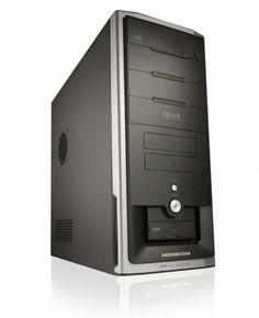 Używany komputer stacjonarny klasy Core 2 Duo