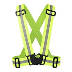 Cheap Sale High Visibility Reflective Safety Security Belt For Night Running Walking Biking Good Heat Preservation Men's Belts