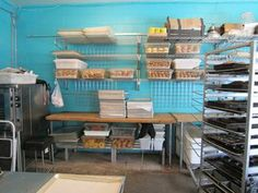 bakery kitchen design - Google Search