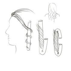 Уход за кудрявыми и вьющимися волосами ✰Curls✰