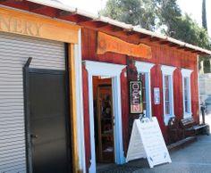 Mosby Winery (Buellton, Ca): Santa Rita Hills Wine Trail - Santa Barbara County