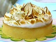Torta de Limão | Tortas e bolos > Torta de Limão | Mais Você - Receitas Gshow
