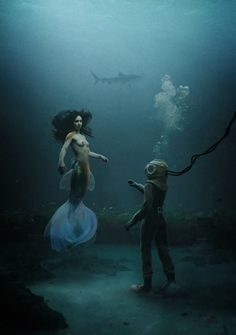 #mermaid http://www.pinterest.com/xxviis