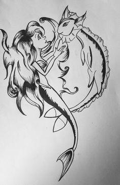 Aquali et la petite sirène