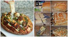 Käse, Schnittlauch und Brot - die perfekte Schlemmkombination!