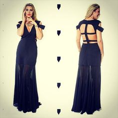 Vá de Black Suit Dress! Acesse www.blacksuitdress.com.br #vestidodefesta #festa #baile #coquetel #balada #estilo #trajefesta #chic #elegancia #sofisticaçao #fashion #moda #modafesta #look #lookfesta