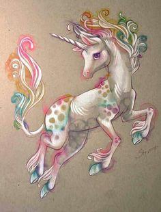 Kids unicorn...