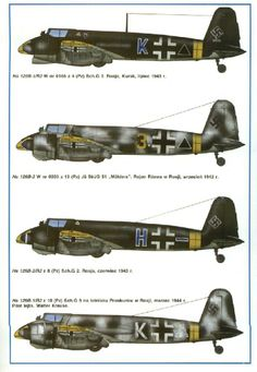 ✠ HENSCHEL HS 129 ✠ he Henschel Hs 129 was a World War II ground-attack aircraft fielded by the German Luftwaffe. The aircraft saw combat in Tunisia and on the Eastern Front.