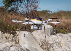 UPS begins testing emergency drone deliveries with CyPhy Drones might one day blanket cities dropping off Amazon goods but in the short-term theres plenty of opportunity for them to help out in limited engagements where delivery via other means would be difficult impossible or just not quite expedient enough. UPS kicked off trials of deliveries of that kind this week with a pilot flight to drop a small package (containing a mock asthma inhaler) to a summer camp located on an island in the…