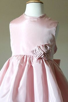 flower girl pageant  dress size 2 by gavella on Etsy, $65.00