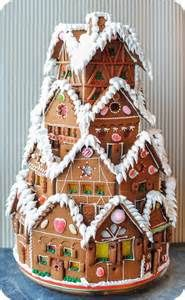 gingerbread house - Bing images