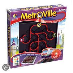 Smart Games MetroVille