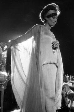 Barbra Streisand, singer/songwriter/actress/filmmaker
