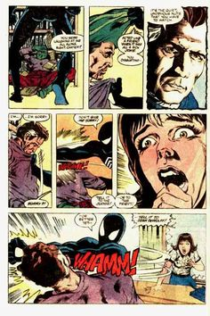 Spider-Man explodes with uncharacteristic anger and rage against the murderous Sin-Eater who had killed one of his closest friends Jean DeWolf - Spectacular Spider-Man 110