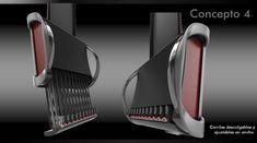 High End Cigarette Dispenser - Concept 4 by Andres Alvarez Rios at Coroflot.com