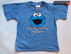 Idealna koszulka dla Twojego słodkiego dzieciaczka :) Nadruk jest wykonany metodą sitodruku. Prać w temperaturze max 40 stopni a nadruk będzie nie do zdarcia. Materiał: 100% bawełna