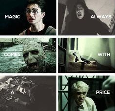 Snape's face :,,,(. I HATED Snape, until I found his story. Now I want to go back and forgive him...for all of those times...that I *may* have wished him dead...in a few more words than that...