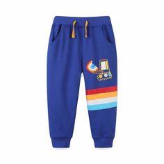 Sweatpants, Fashion, Cotton Pants, Mom And Girl, Little Girl Clothing, Appliques, Moda, Fashion Styles, Fashion Illustrations