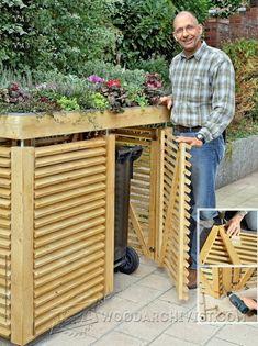 3865-Garden Store Plans