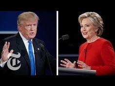 full video first presidential debate hillary clinton vs donald trump 2016 - YouTube