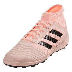 6fcb72035 adidas Predator Tango 18.3 TF Artificial Turf Soccer Shoe Clear Orange Core  Black Trace