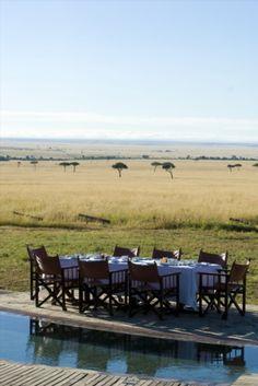Photographic safari, team building photo safari and wildlife photography course accommodation Kichwa Tembo, Masai Mara.
