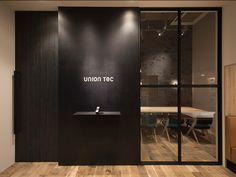 設計・施工 ユニオンテック株式会社のデザインオフィス   PORTFOLIO   UT SPACE OFFICE   ユニオンテック