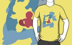 a669278a 46 Best Pokemon T-Shirts images   Pokemon t, Shirt types, Shirts
