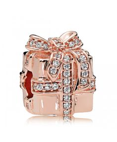 Official Pandora Rose Sparkling Surprise Charm from The Jewel Hut. Shop our gorgeous collection of designer jewellery and watches today and get FREE delivery. Cheap Pandora, New Pandora, Rose Jewelry, Charm Jewelry, Jewelry Bracelets, Silver Jewellery, Silver Bracelets, Silver Ring, Jewelry Box