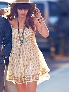 4. Easy Breezy Sundresses