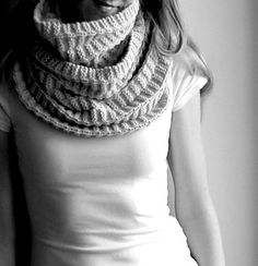 Cowl pattern knitting free