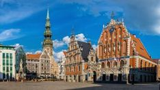 The Old Town Riga Latvia Tourist Attractions, Travel Places and Tips Algarve, Outlander, Local Museums, Europe On A Budget, Beautiful Places In The World, House Beautiful, Travel Companies, Best Places To Travel, Viajes