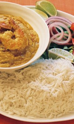 Niloufer's Kitchen: Parsi Style Curry