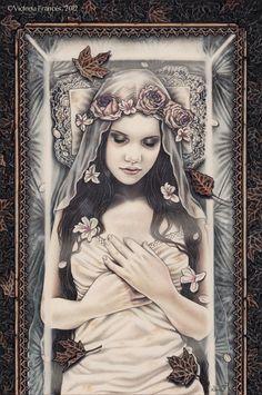 Sueño eterno by #VictoriaFrances
