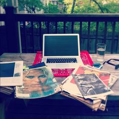 Little afternoon inspiration research by yewknee, via Flickr
