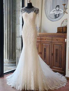 Amazing Luxury Wedding Gowns Bride Dresses Crystals Wedding