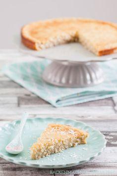 Backen macht glücklich | Low Carb Kuchen mit Kokosöl und Eiweißmehl | http://www.backenmachtgluecklich.de