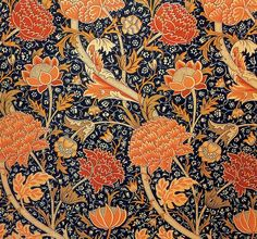 We've teamed up with @EtsyUK to see what designer/makers think about the show. This week, it's textile printmaker Sahara Dalley on this amazing William Morris Cray Textile 1883-4. http://www.tate.org.uk/context-comment/blogs/makers-on-makers-sahara-dalley-papatotoro-on-cray-william-morris